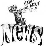 READ All About It NEWS clipart