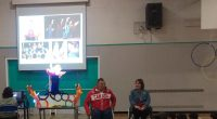 "CAMERON GOES TO THE OLYMPICS!! We have had a busy and fun week. Yesterday we were pleased to ""kick off"" the school year with our Olympic Theme. We had […]"