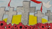 Please join us for our Remembrance Day Assembly on Thursday, November 10th at 11:00 a.m. in the school gym.