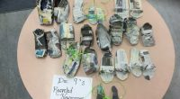 Students in Division 9 reused newspaper to make shoes for our Earth Day ADST activity this week.         Earth Day is Sunday April 22nd – you can […]